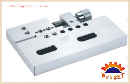 precision wire cut vise,stainless wire EDM clamp,wire EDM fixture