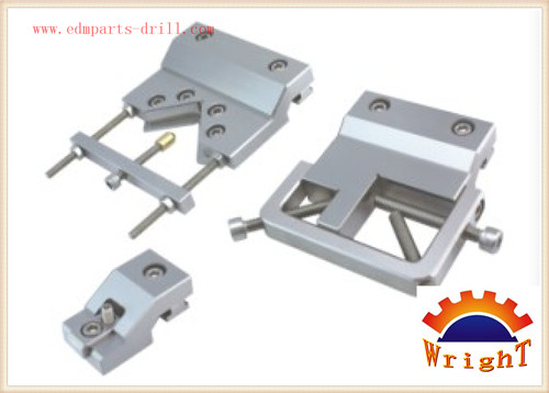 stainless wire EDM clap,stainless clamp,precision wire EDM fixture