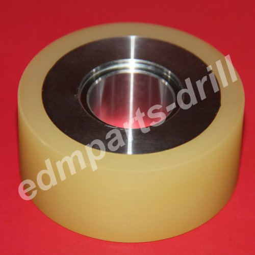 M425 X058D912G51 urethane tension roller for Mitsubishi EDM