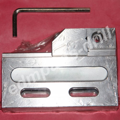 Stainless vise for wire EDM machine - stainless wire EDM clamping