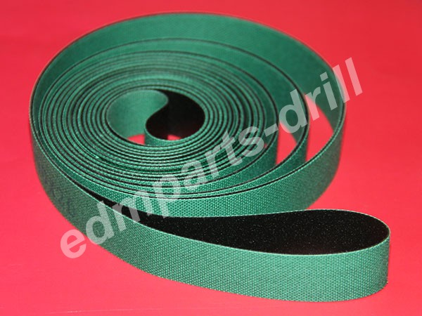 200447945 200447946 200441279 200440039 Charmilles EDM belt green belt,EDM consumable part