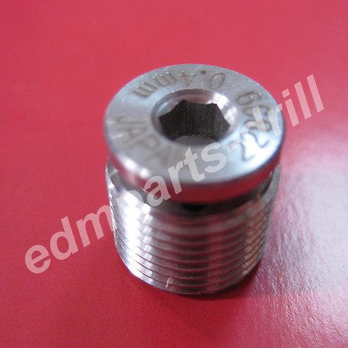 M113 Set screw for Chmer wire EDM ID=0.4mm