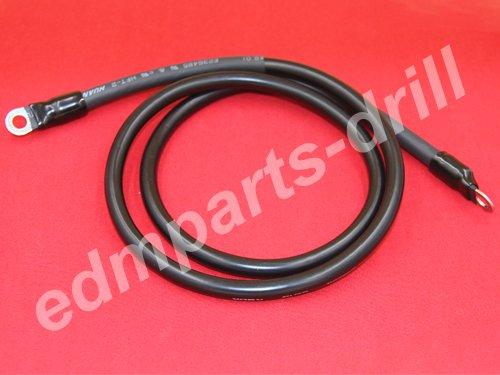 X641D221G63 Ground cable for Mitsubishi edm machine