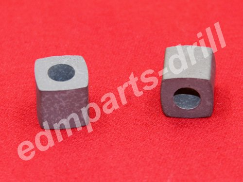 Carbide contacts for High speed edm ​YG3​ 12x12x12x6mm