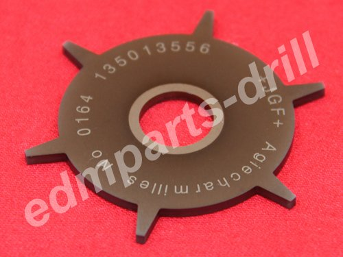 135013556 Counter cutter for Charmilles edm ( 6 ponts )