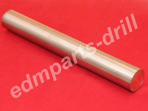 Copper tungsten rod CuW70 for spark edm D25x200mm