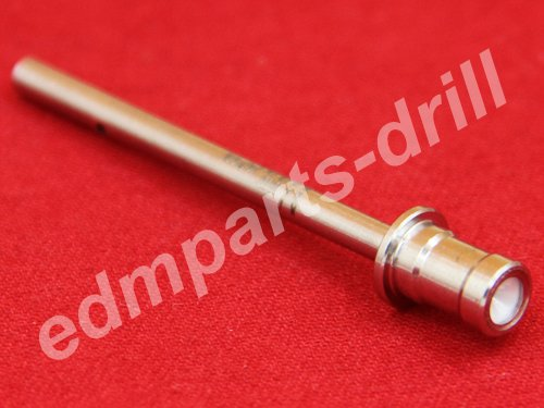 extend length ceramic pipe guide for Sodick small hole edm D12x100mm