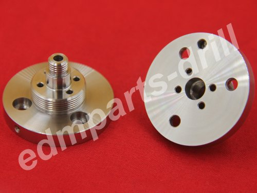 135015518 Guide support for Charmilles wire edm (stainless)