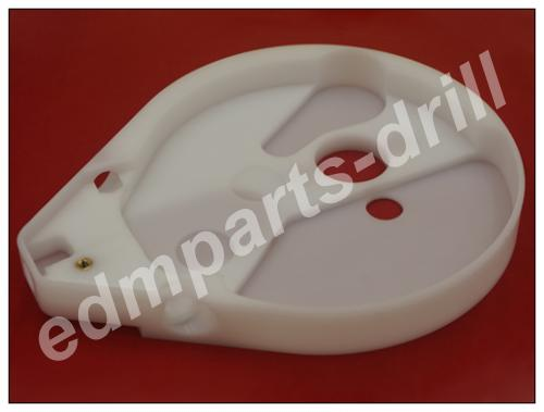 205432820 Insulating plate M4 for Charmilles wire EDM