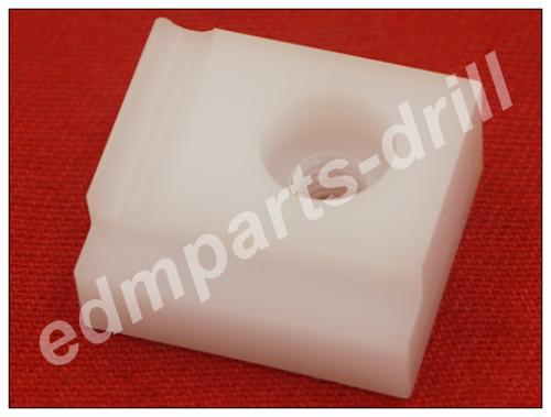 135016088 Contact module stop 9.25 mm white for Charmilles EDM