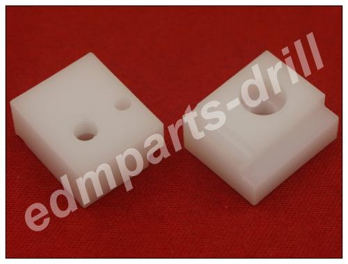 ​135016088 Charmilles Contact module stop 9.25mm white