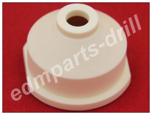 M2103 X054D881H04 Flush cup ceramic for Mitsubishi EDM ID=8.0MM